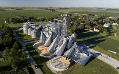 Iowa's Farms and Lake Charles, LA Have Gone Missing – and So Has the News Coverage About It